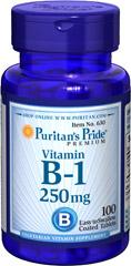Витамин B-1, 250 мг