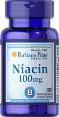 Ниацин (Витамин B-3) 100 мг
