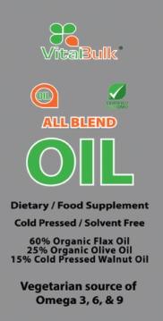 All Blend Oil - 32 oz.(946 ml)
