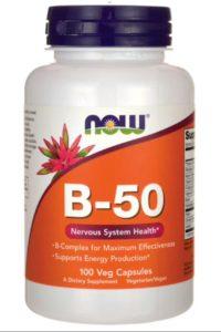 Витамин В-50 Complex (100капс.)
