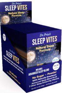 Sleep Vites - Витамины для сна (30 отдельных пакетов)