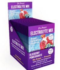 Electrolyte Mix от Dr.Price(Черника -гранат)
