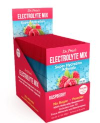 Electrolyte Mix от Dr.Price(Малина)