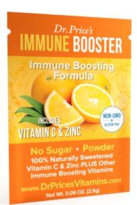 Immune Booster от Dr.Price's (30 Индивидуальнных пакетиков)