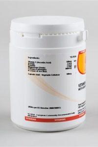 Витамин C 500 мг с Шиповником и ацеролой